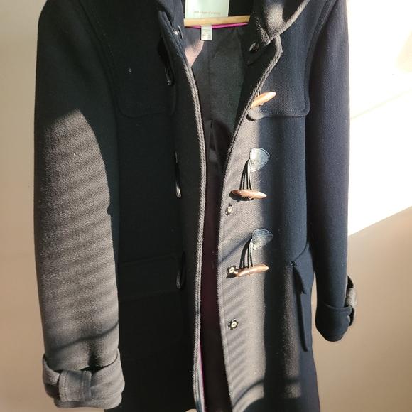 KATE SPADE Hooded Toggle Coat